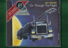 DEF LEPPARD - ON THROUGH THE NIGHT CD NUOVO SIGILLATO