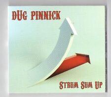DUG PINNICK - STRUM SUM UP. / DIGIPAK EDITION. USA PRESSING. IMPORT. Kings X