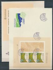 XC25565 Portugal Madeira Europa Cept FDC's used