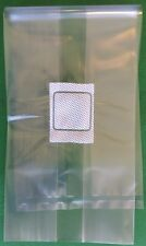 Mushroom grow or spawn bag - Large - Heavy Duty 2.2mm, .5 micron filter, 30 bags