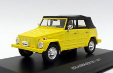 Solido 1/43 Scale S4305100 - 1971 Volkswagen 181 - Yellow