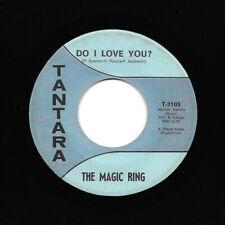 "45 Texas Psych MAGIC RING ""Do I Love You?"" ""Little Mary Sunshine"" Orig Tantara"
