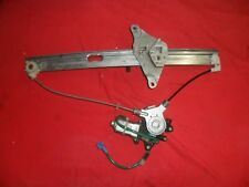 TOYOTA AVALON LEFT HAND FRONT WINDOW REGULATOR AND MOTOR SECOND HAND
