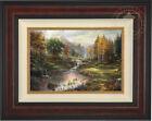 Thomas Kinkade Reflections of Family 12 x 18 Limited Edition G/P Canvas