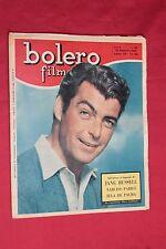 rivista fotoromanzo - BOLERO - Anno 1956 Numero 489 RORY CALHOUN