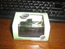 OXFORD DIE-CAST - LAND ROVER SERIES 2 - TOW TRUCK - 00 gauge / 1:76 model