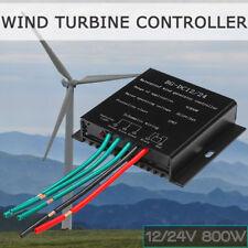 12/24V 800W Waterproof Wind Turbine Generator Charge Controller Wind Controller