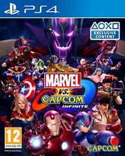 Marvel VS Capcom Infinite Ps4 PlayStation 4 UK Postage