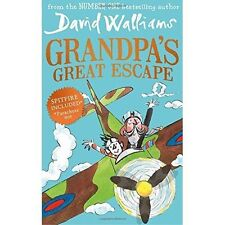 Grandpa's Great Escape by David Walliams (Paperback, 2017)