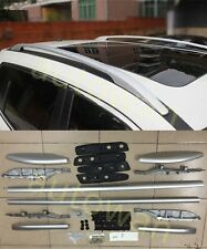 Roof Rack Side Rails Bars Luggage Carrier for 2014-2017 Nissan Rogue X-Trail new