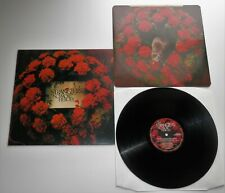 The Stranglers - No More Heroes UK 1977 United Artist 1st Press LP with Inner
