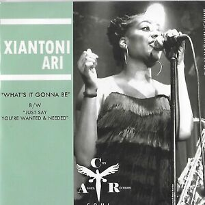 Indemand Northern - Xiantoni Ari - You're Wanted & Needed - Angel City 45