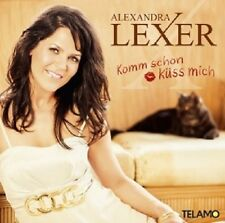 ALEXANDRA LEXER - KOMM SCHON KÜSS MICH  CD  16 TRACKS DEUTSCHER SCHLAGER  NEU