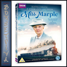 MISS MARPLE - Agatha Christie: 2 Film Collection  *BRAND NEW DVD