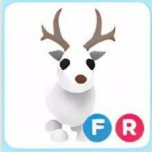 Adopt me pets Fly Ride Arctic  Reindeer(FR Arctic Reindeer)