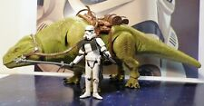 Star wars Sandtrooper & Dewback Legacy Hasbro