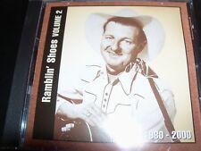 Slim Dusty Ramblin' Shoes Volume 2 Rare (Australia Country) CD – Like New