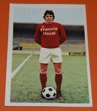 220 G. CARRIE FC ROUEN DIOCHON AGEDUCATIFS FOOTBALL 1973-1974 73-74 PANINI