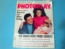 Elvis Presley Photoplay Magazine  Birth of Lisa Marie, Dated May 1968