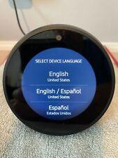 Amazon Echo Spot Smart Assistant - Black