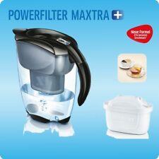 Starter Package-BRITA Elemaris XL 3,5 L Black with 3 Maxtra + Plus Power Filter