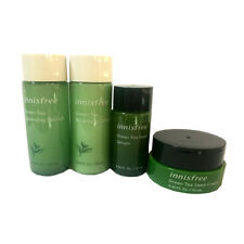 Innisfree Green Tea Special Kit (4 Items / Toner+Lotion+Serum+Cream )