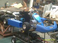 New listing Racing Go Kart Frame Complete