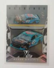 2019 Panini Victory Lane NASCAR Bubba Wallace Machines 1/1 card.  M9