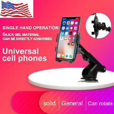 Car 360° Windshield Mount Holder for  GPS Cell Phone iPhone Samsung S9