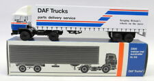 Lion Car 1/50 Scale - Nr.69 DAF Parts Delivery Model Truck