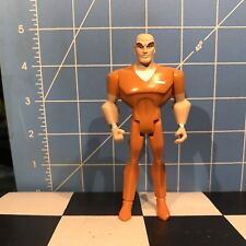 "Lex Luthor Orange Justice League Unlimited JLU Loose 4"" DC Universe"