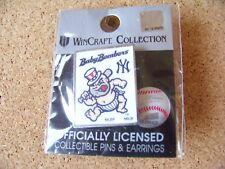 Baby Bombers NY New York Yankees logo lapel pin MLB Judge Sanchez Torres Andujar