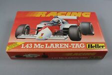 Zf1377 Heller 1/43 Maquette Voiture 80100 MC Laren Tag Racing Prost Silverstone