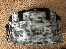 NEW! DSW Blue Duffle Weekender Bag