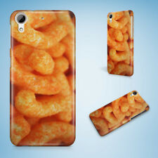 CHEESE CURLS HARD CASE FOR HTC DESIRE 816 820 826 10 PRO