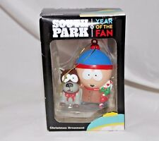 SOUTH PARK YEAR OF THE FAN KURT ADLER STAN SPARKY DOG ORNAMENT NEW IN BOX 2011
