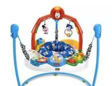 Fisher Price: Laugh N Learn Jumperoo Fun Interactive Play Baby Bouncer Toddler
