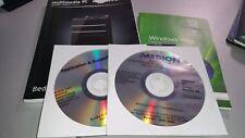 Medion MD8840 - Recovery Set - Vista + Lizenz + Treiber + Anleitung
