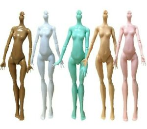 1Pc Monster High Doll Imitation Naked Body Without Head Replacement Body Parts