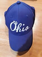 Ohio blue youth baseball cap
