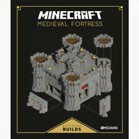 Minecraft: Exploded Builds: Medieval Fortress By Mojang AB Hardcover New
