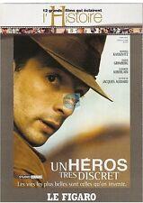 DVD UN HEROS TRES DISCRET audiard kassovitz kimberlain COLLECTION FIGARO SERIE 5