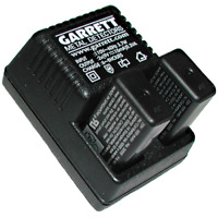 NEW! Garrett Rechargeable Battery Kit, 2 Ni-MH Battery and 110V Charger  1612000