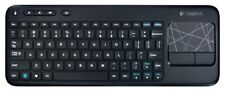 Logitech Wireless Touch Keyboard K400R K400 With Built-In Touchpad Works On