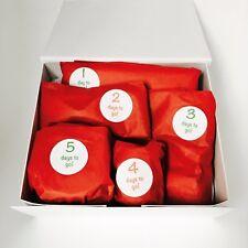 5 Day Christmas Advent Calendar Countdown Gift Box Hamper Adult Grown Up Xmas