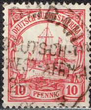 Briefmarken aus Deutsch-Südwestafrika