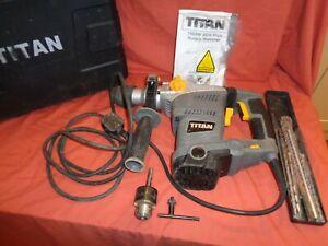 TITAN TTB653SDS 5.9KG Electric SDS Plus Hammer Drill 230-240V