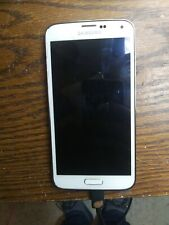 Samsung Galaxy S5 SM-G900P - 16GB - Shimmery White (Sprint) read description