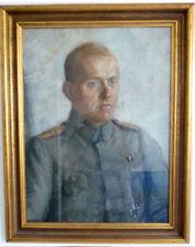 Porträt eines jungen Soldaten, 1. Hälfte 20. Jh.