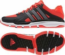 Adidas Trainout Black/Grey/Red Men's Trainers Shoes UK 12